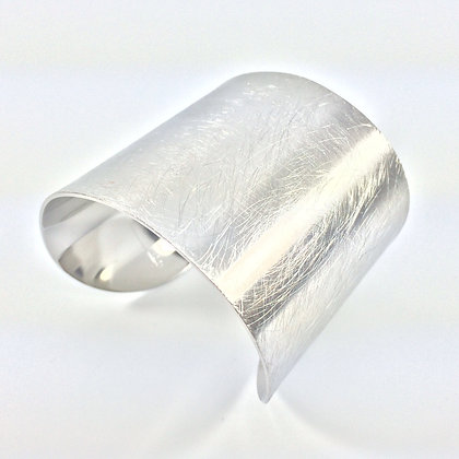 WB1 Silver Cuff, Sale Final Price $8