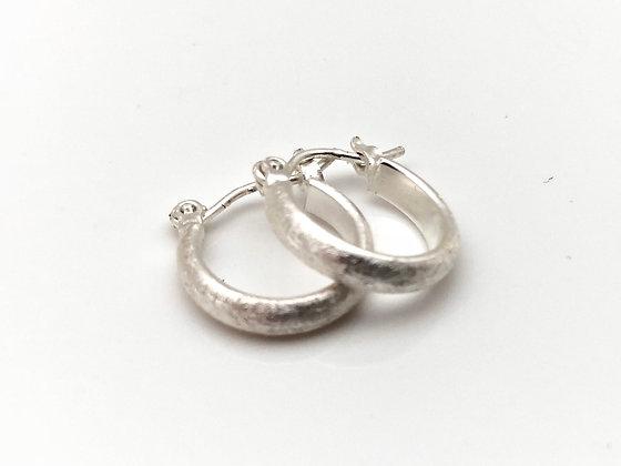 ES206 New! Small Perfect Hoop Earrings