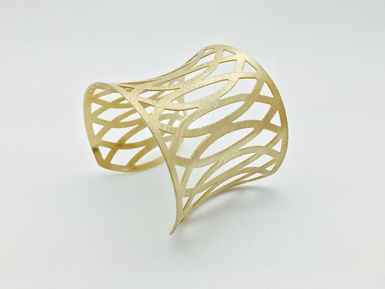 GB 8. SALE Final Price $13 Gold Zen Cuff