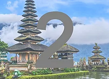 Bali Course - Course 2 - Deposit