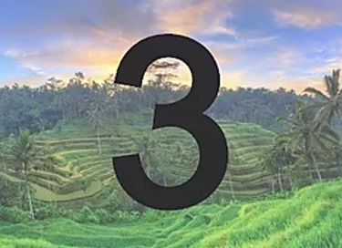 Bali Course - Course 3 - Deposit