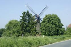 Windmühle & Mühlenhof
