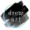 drew art inc. logo