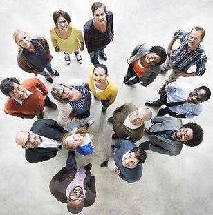 Blurred vision of diverse people.jpg
