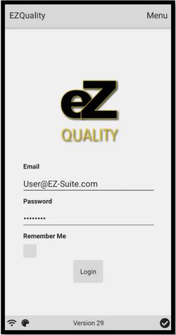 EZ Quality login.PNG