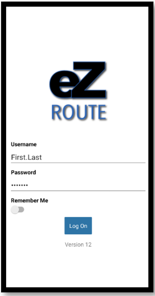 EZ Route login.PNG