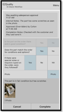 22. QC App Approved with reasoning.png