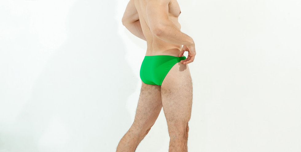 Sunga Super Slim Verde