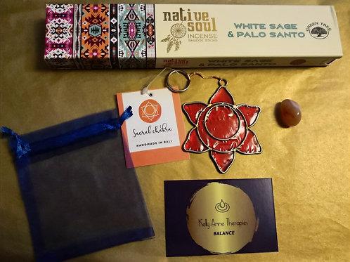 Sacral Chakra Balancing Pack