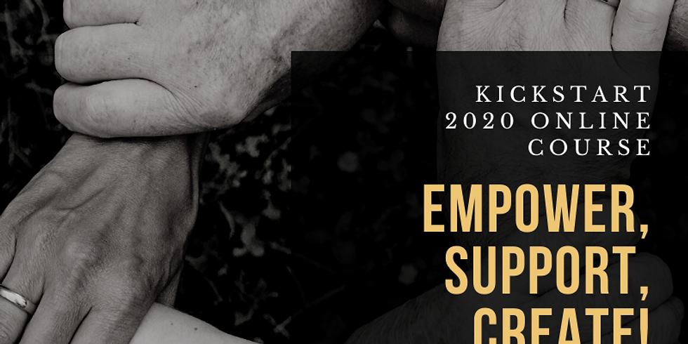 Kickstart 2020 Online Course