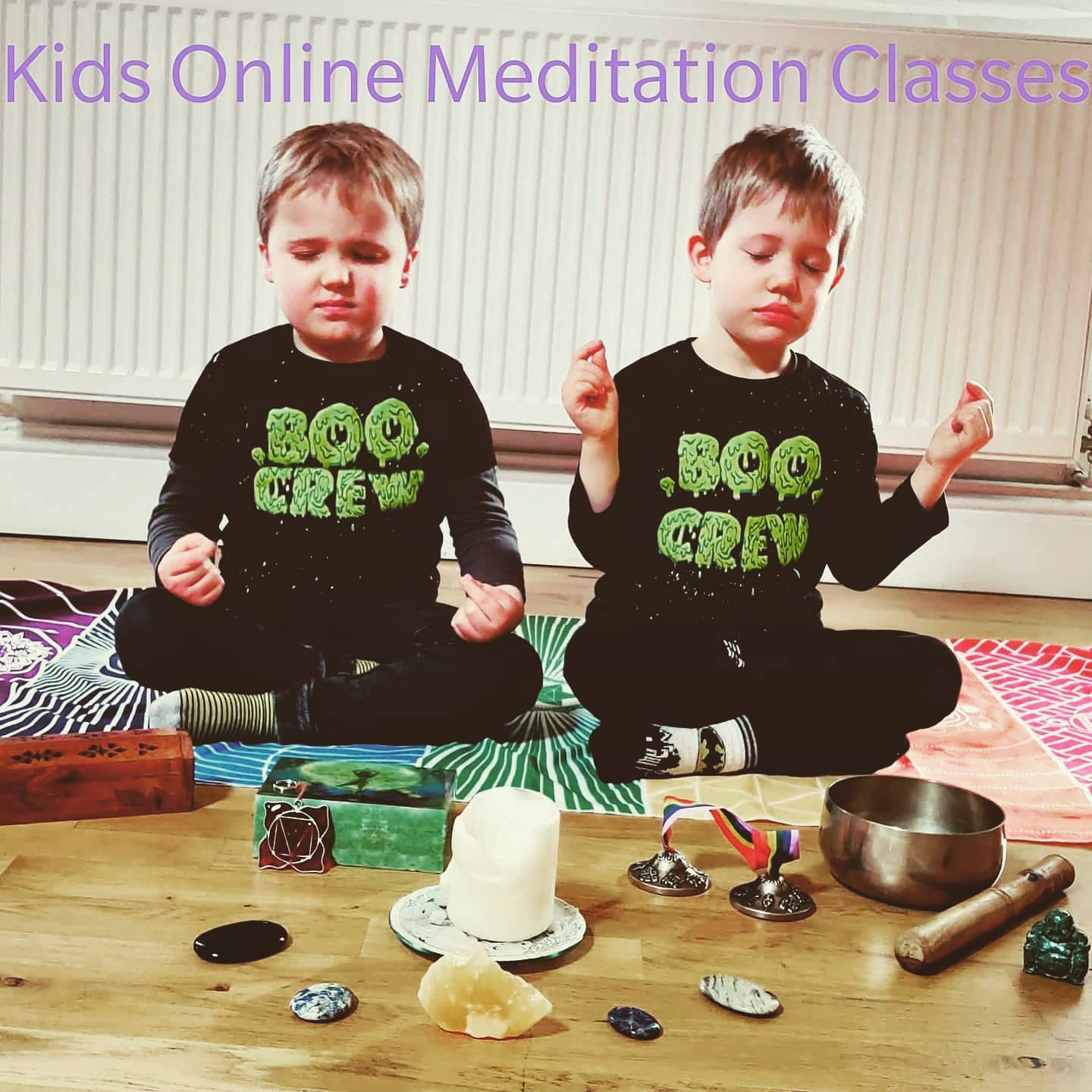 Kids Wellbeing Classes for 3-5 year olds