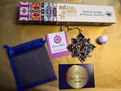 Crown Chakra Balancing Pack
