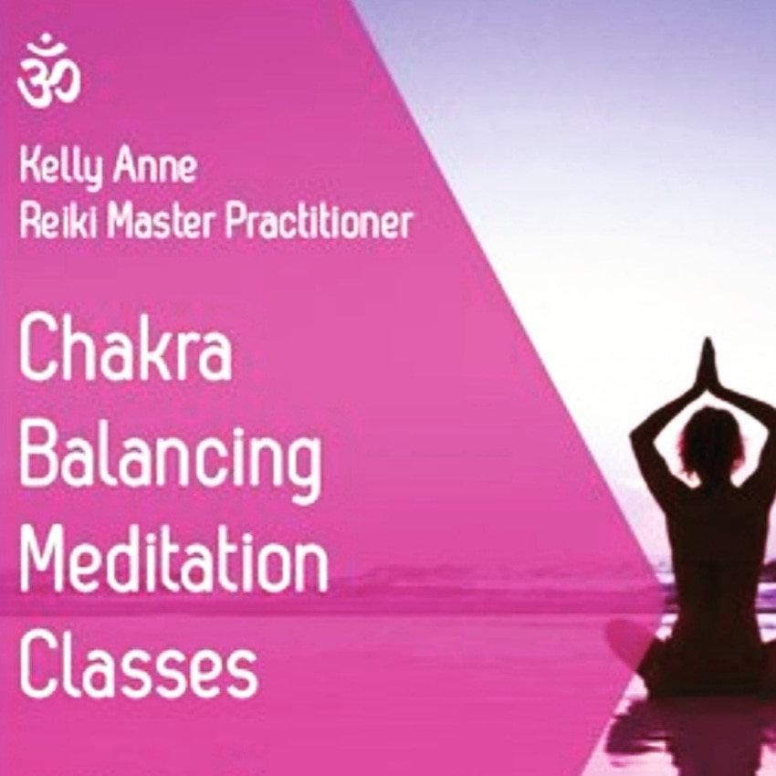 Chakra Balancing Meditation 10AM