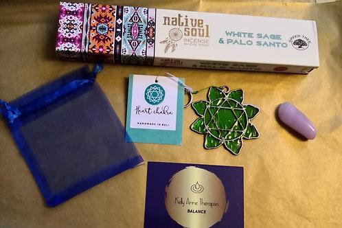 Heart Chakra Balancing Pack