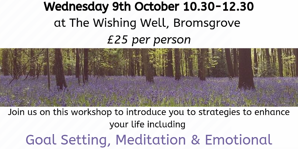 Time To Shine Workshop