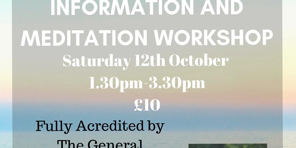 Hypnobirth Information and Meditation Workshop