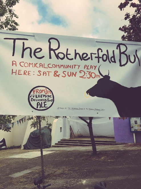 The Rotherfold Bull