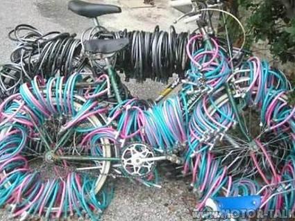 Sonnwend-TOUR : Fahrradschloss nicht vergessen !!!!!