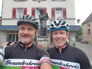 523 km .... JAHRESBESTLEISTUNG und Platz 4 gesamt