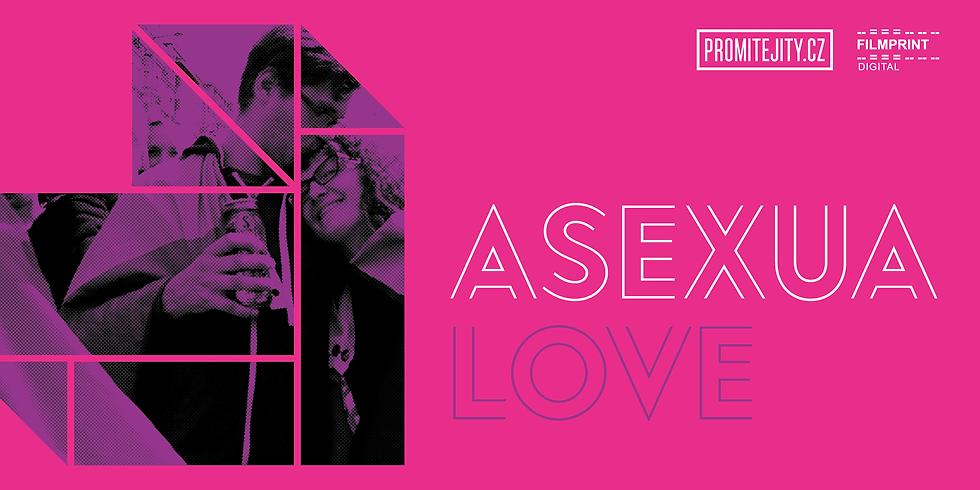 Projekce filmu AsexuaLOVE