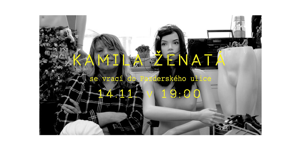 Kamila Ženatá se vrací do Pazderského ulice
