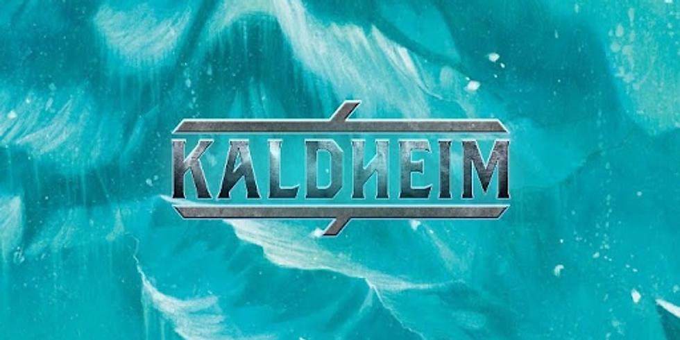 MTG - Prerelease Kaldheim