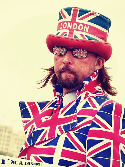 London man