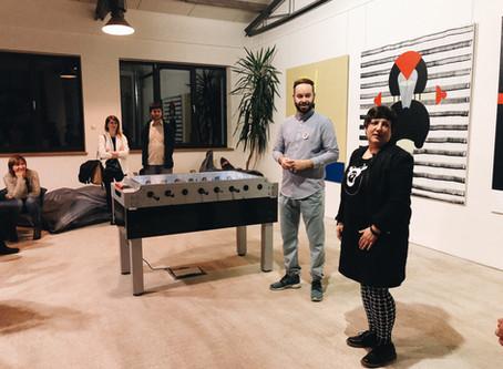 Výstava obrazů Birgitt Fischer - Mimikry