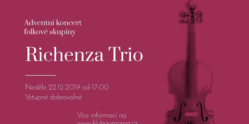 Adventní koncert Richenza Trio
