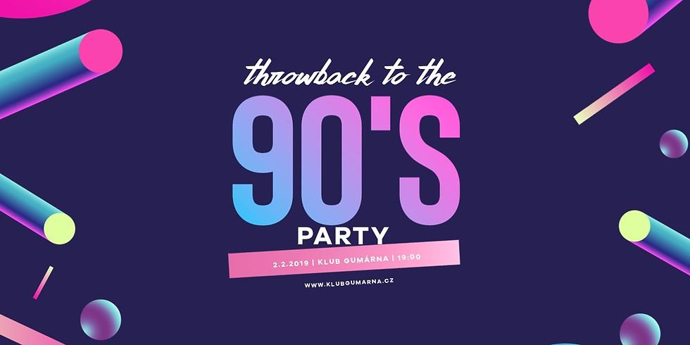 Zpátky do 90. let!