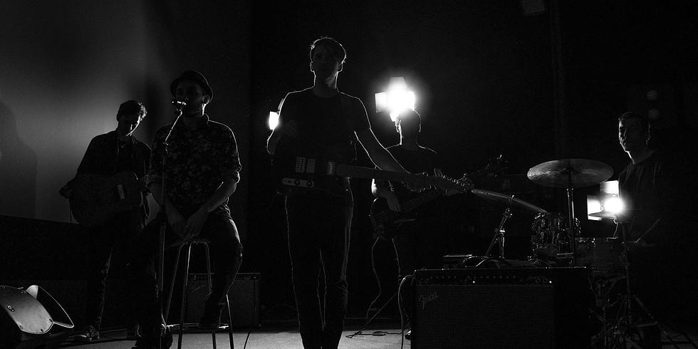 Supersonic, koncert čáslavské indierockové kapely