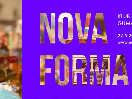 Zahájení výstavy NOVA FORMA 1 a koncert - BrassAvenue