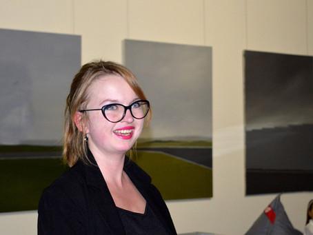 Výstava obrazů Terezy Trynerové