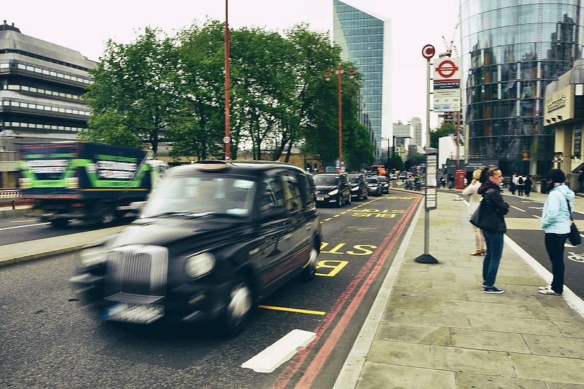 Taxi colour