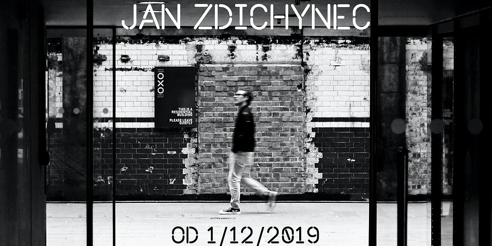 Vernisáž fotografií - Jan Zdichynec