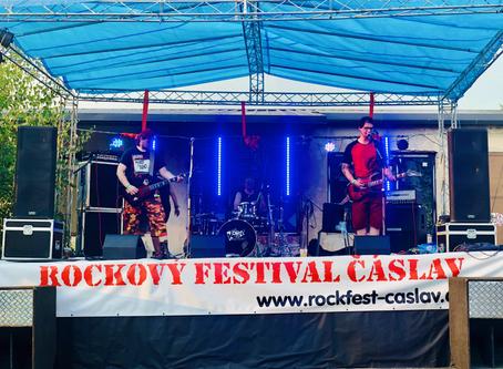 Rockový festival Čáslav
