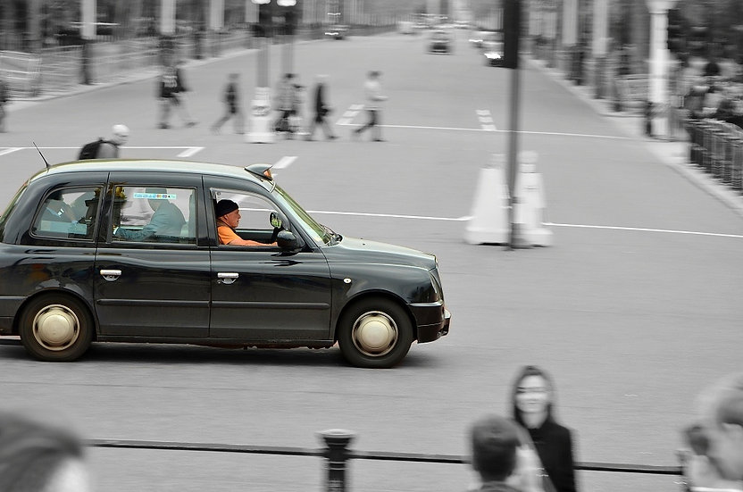 Taxi BW