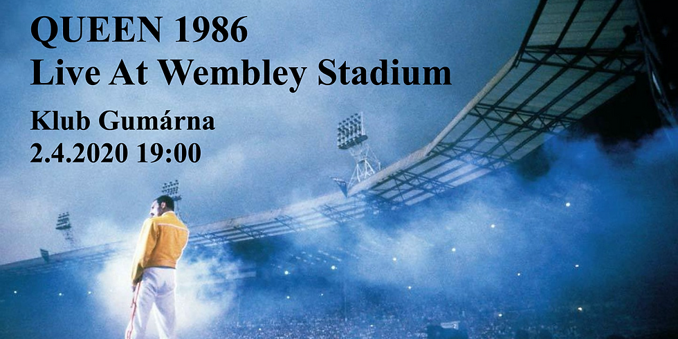 Koncert Queen 1986 - Live At Wembley Stadium