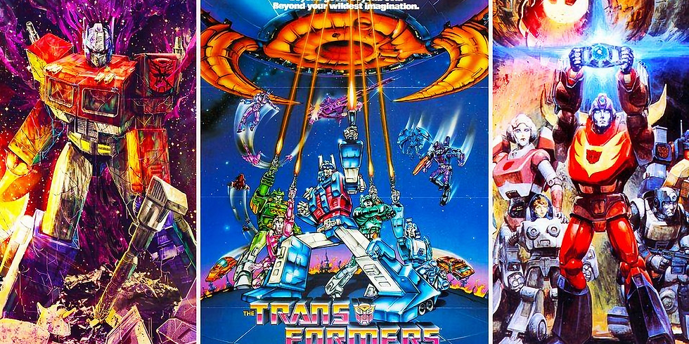 The Transformers: The Movie Watch Party