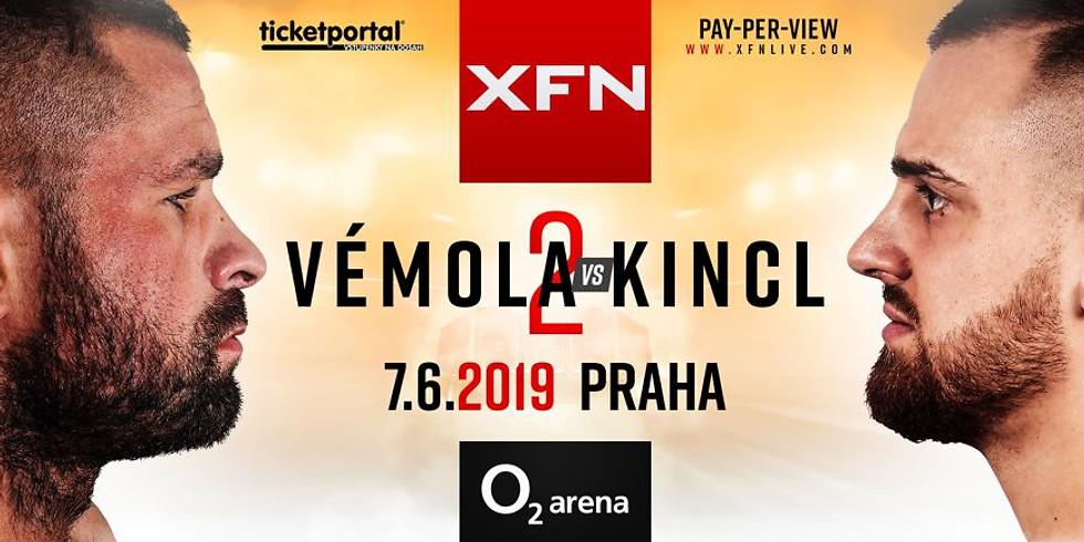XFN 18 live