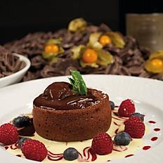 Mi-cuit au chocolat pur Caraïbe 66% cacao