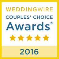 The Grove: WeddingWire Couples' Choice Awards 2016