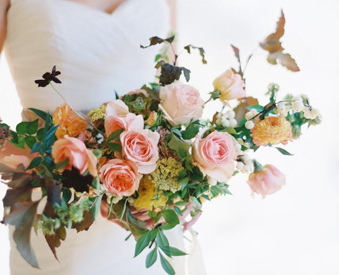 Trend Alert: Bridal Bouquets