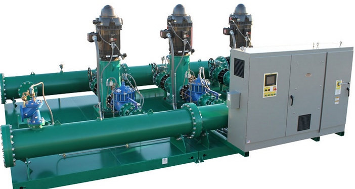 PPS,Precision Pumping Systems,CEC,Packaged Engineered Booster Station,Booster Station,Pressure Booster Station,Irrigation Pump Stations,California Environmental Controls
