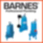 Barnes Sump Pumps