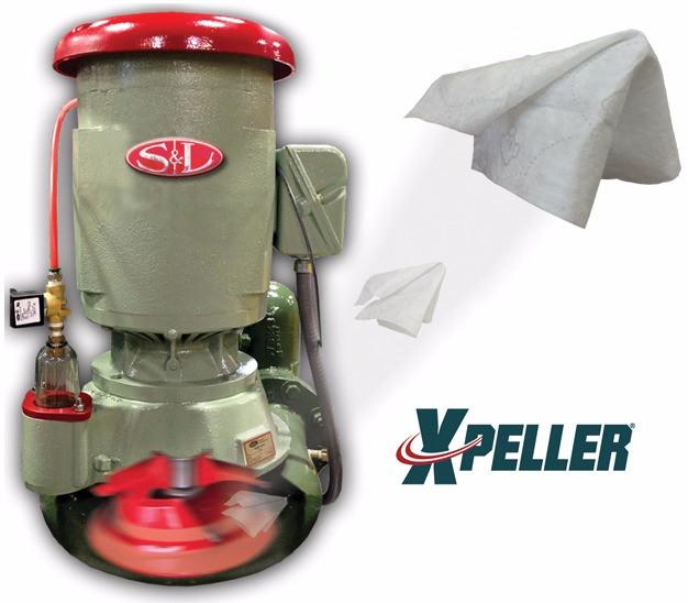 Smith & Loveless Non-Clog Pump with Xpeller