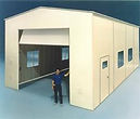 Warminster Fiberglass, Fiberglass Shelter, One Piece Shelter, CEC, California Environmental Controls