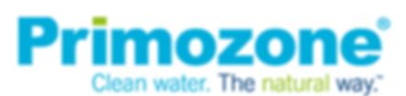 Primozone Logo, ozone generator, ozone treatment