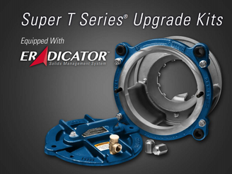 Gorman-Rupp launches Super T Series upgrade kits
