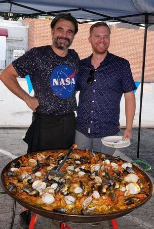 CEC Paella Party